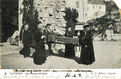 Postcard of Lourdes published in or before 1903 - Lourdes