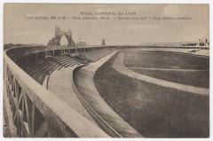 4FI-8 - Carte postale Stade municipal de Lyon - Tony Garnier (1914) - Lyon