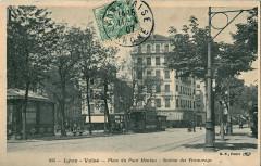 Bf 935 - Lyon-Vaise - Place du Pont-Mouton - Station des Tramways - Lyon