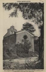 Carte postale ancienne de l'église Notre-Dame-Saint-Alban - Lyon