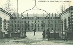 117e régiment d'infanterie de ligne - Le Mans