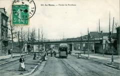 Bouveret 100 - Le Mans - Viaduc de Pontlieue - Le Mans