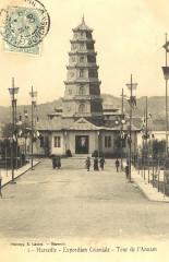 Expo coloniale 1906 - Marseille