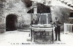 Chateau d'If - la prison de l'Abbé Faria - Marseille (1927) - Marseille