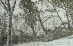 College-longchamp-carte-postale - Marseille