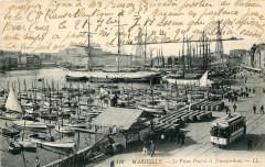 Ll 118 - Marseille - Le Vieux-Port et le Transbordeur 13 Marseille