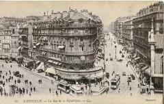 Ll 48 Selecta - Marseille - La rue de la République 13 Marseille