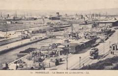 Ll 78 - Marseille - Le Bassin de la Joliette 13 Marseille