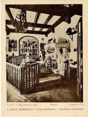 Lou Crémascle (la crémaillère) Intérieur marseillais 1912 musée des civilisations de l'Europe et de la Méditerranée 13 Marseille