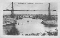 Marseille-Le Pont à transbordeur - Marseille 7e Arrondissement