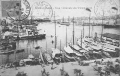 Marseille-Vue Générale du Vieux-Port - Marseille 1er Arrondissement