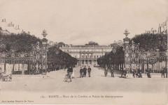 Nancy - Place Carrière et Palais (CP 163) - Nancy