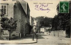 Nancy, rue de Toul, la Foucotte - Nancy