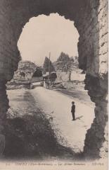 Cimiez - Les Arènes romaines (CP ND) - Nice