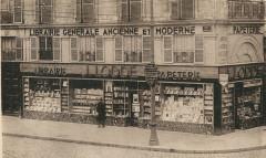 Cp Librairie Loddé Orléans 01 - Orléans