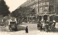 Boulevard des Capucines 1910 - Paris 2e