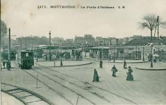 Montrouge - La Porte d'Orléans - Paris 14e