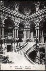 Opéra - L'Escalier - Paris 9e