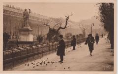 Paris - Jardin du Palais Royal (CP Yvon) - Paris 1er