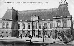 100Fi43 Parlement Rennes - Rennes