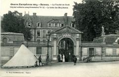 100Fi752 Hôpital militaire de Rennes - Rennes