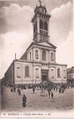 L'Eglise Notre-Dame - Roubaix
