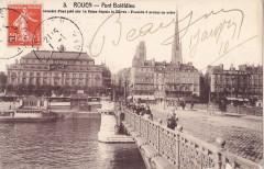 Pont Boieldieu - Rouen