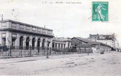 Gare Saint-Sever - Rouen