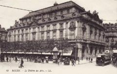 Le Théâtre des Arts - Rouen