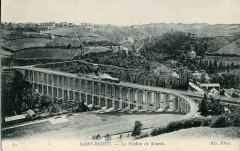 Nd 42 - Saint-Brieuc - Le viaduc de Souzin - Plérin