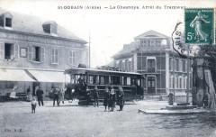 Tramway de Saint Gobain (La Chesnoye) - Saint-Gobain