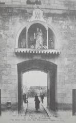 La Grande Porte de la Vierge Miraculeuse - Saint-Malo