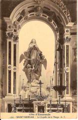 Saint-Servan - La Chapellé de la Vierge - Saint-Malo