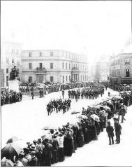 Cortège des obsèques 18 mai 1893 - Sedan