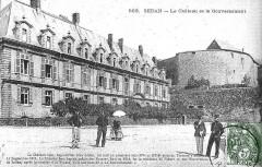 Le Château et le Gouvernement - Sedan