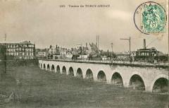 Viaduc de Torcy-Sedan - Sedan