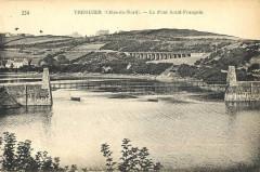 Tréguier (Côtes du Nord) - Le pont Saint-François - Tréguier