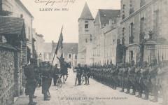 L2041 - Lagny-sur-Marne - Levée du drapeau