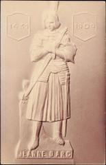 1431-1909 Jeanne d'Arc Cp 5515 Pr France