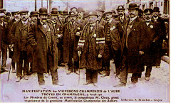 Aube 9 avril 1911 - Troyes