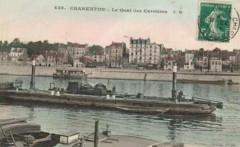 94-Charenton-Quai des Carrières-1908 94 Val de Marne