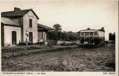 La Gare - Saint-Priest-en-Murat