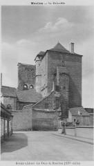 La Malcoiffée - Ancien Château des Ducs de Bourbon (XIVe siècle) - Moulins