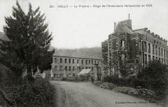 19xx-chateau-olly-carte-suzaine-piersop France