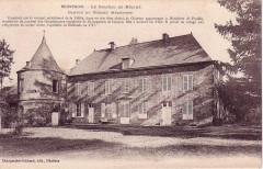 Montgon château de Mélimé - Montgon