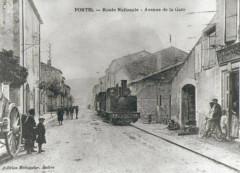 Portel-des-Corbières - Avenue de la Gare (CP Bringuier) - Portel-des-Corbières