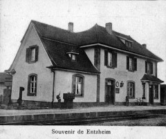 Gare-Entzheim-1920 - Hangenbieten