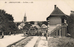 La Gare - Arromanches-les-Bains