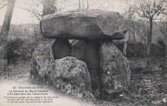 Dolmen de la Loge aux Sarrazins - Vire Normandie