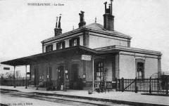 Dozulé-Putot - La Gare - Putot-en-Auge